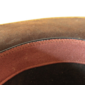 "The ""Wilde"" - Premium Leather Fedora"