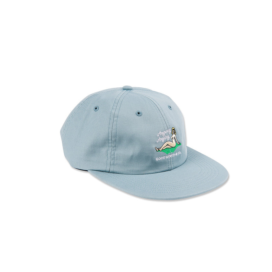 Anyway Strapback - Mist Green