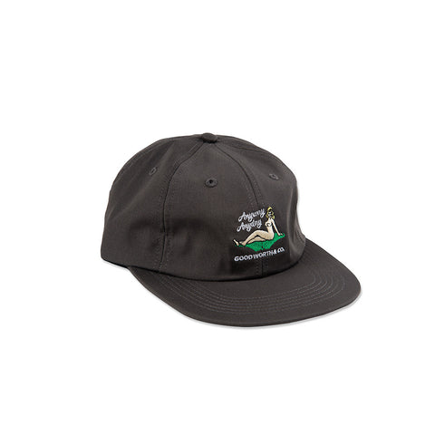 Anyway Strapback - Charcoal