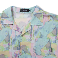 Mosaic Button Up