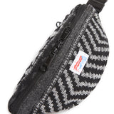 Jane Fondle Hip Bag - blk/wht