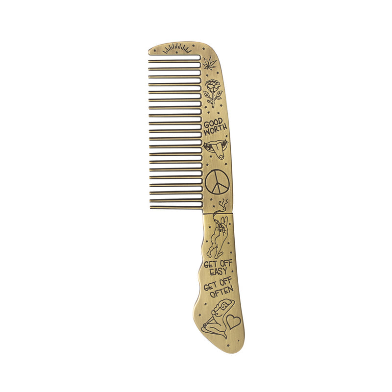 Lovers Comb Knife