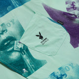 GW X Playboy Stamp Button Up