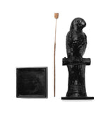 SMOKING PARROT INCENSE BURNER