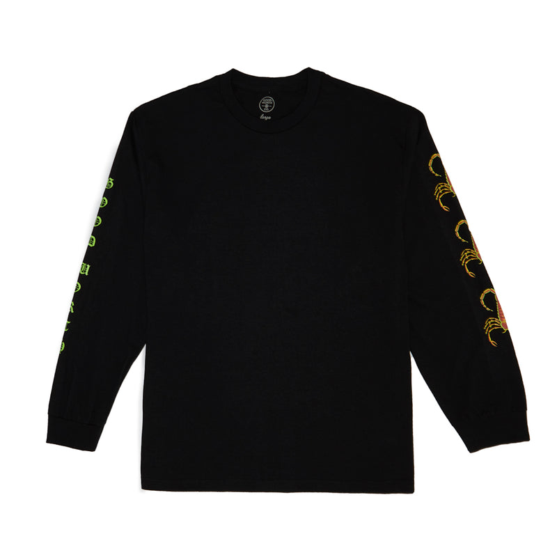 Scorpion Long Sleeve - black