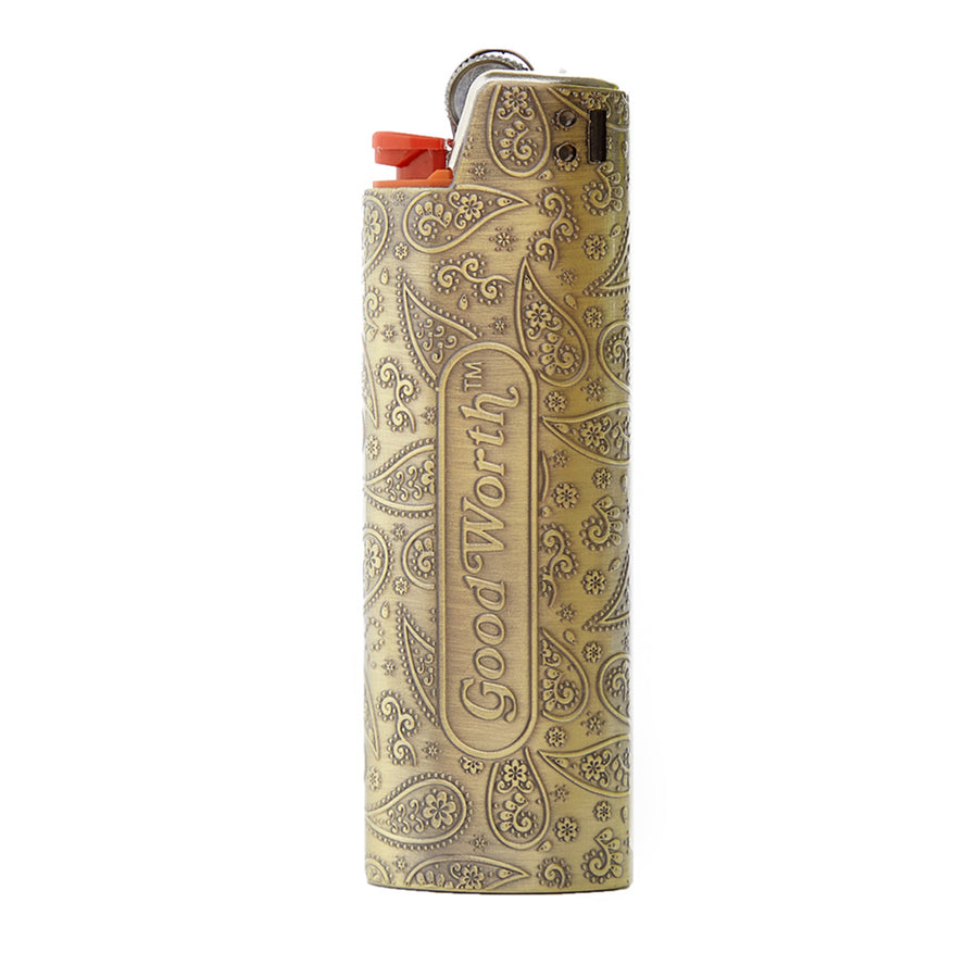 Paisley Lighter Case