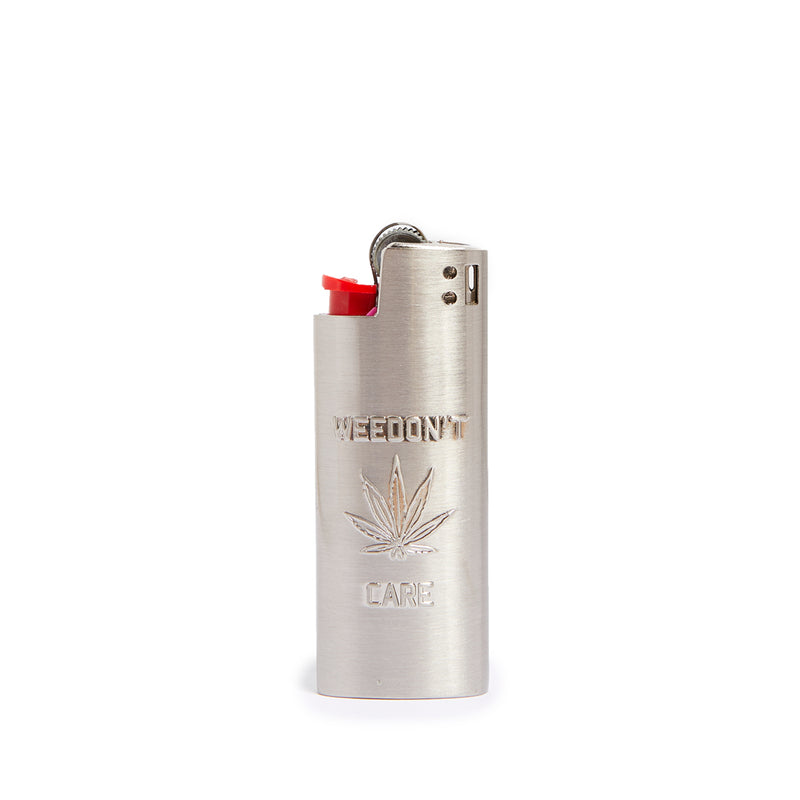 Weedon't Care Lighter Case