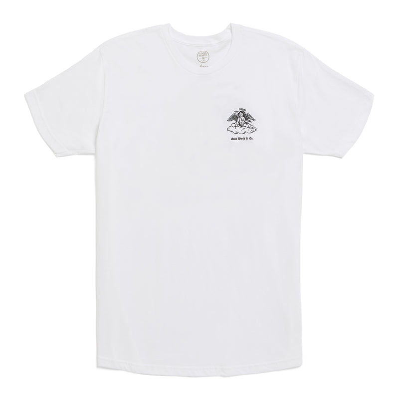Angel Tee - White