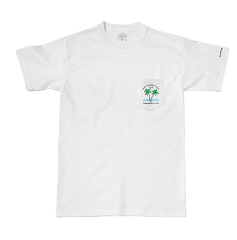 Lazy Days Pocket Tee