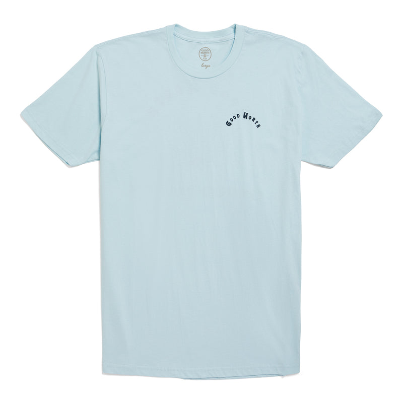 Specialty Products Tee - Light Blue