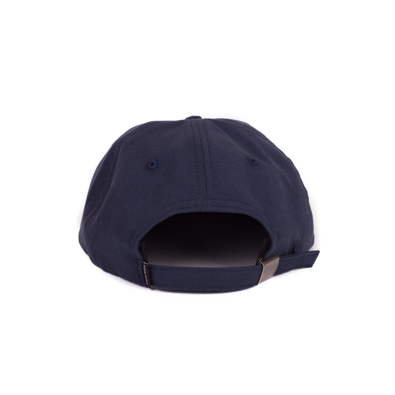 Crown Strapback - Navy