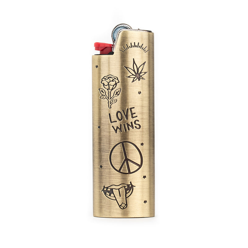 Lover's Lighter Case