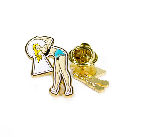 Mind Yours Pin