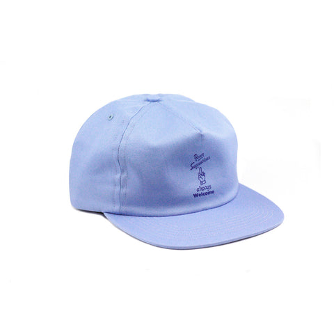 Suggestions Snapback - Baby Blue
