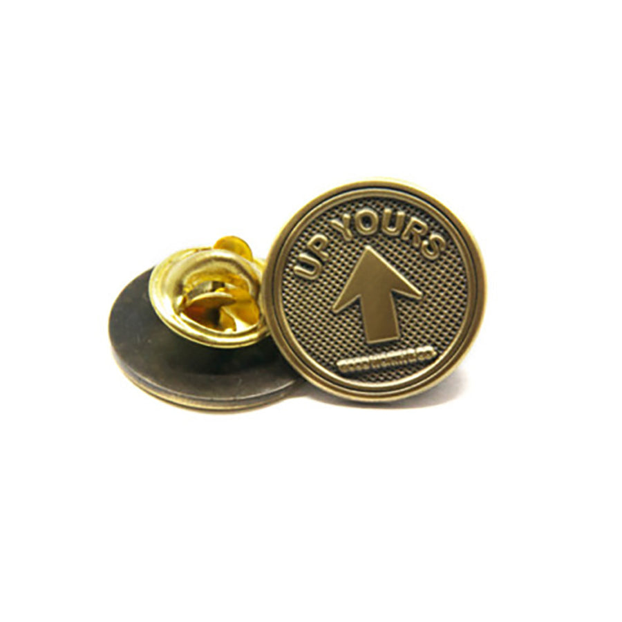 Up Yours Pin Good Worth Co