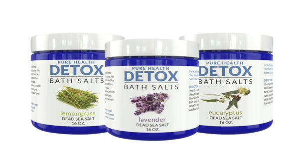 Bath Salt 3-Pack All Scents