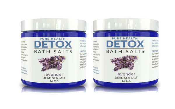 Bath Salt Two-Pack
