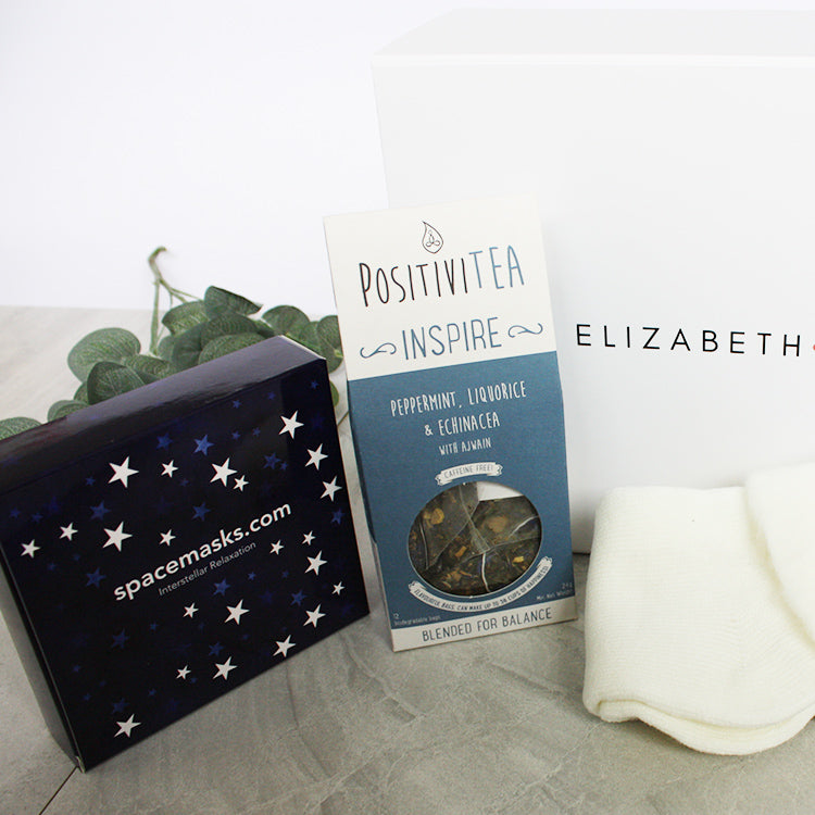 pamper relax gift set spacemasks