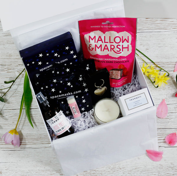 self care pamper package gift box hamper