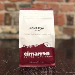 Shut-Eye Decaf