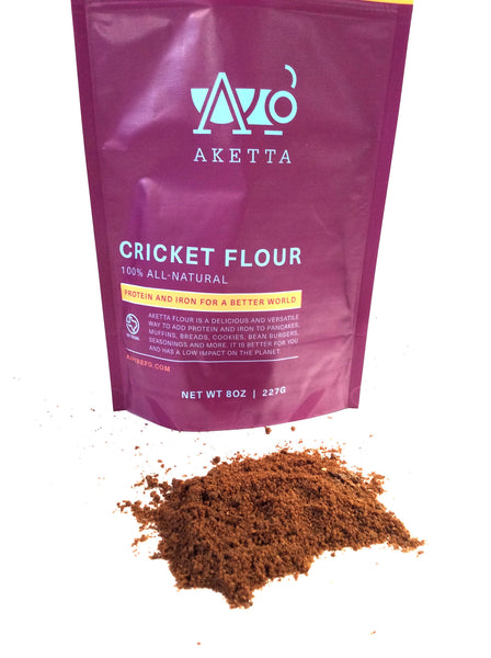 Aketta Cricket Powder (Cricket Flour)