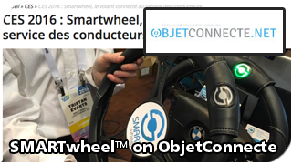 SMARTwheel on ObjetConnecte