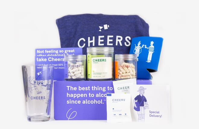 The Ultimate Cheers Kit