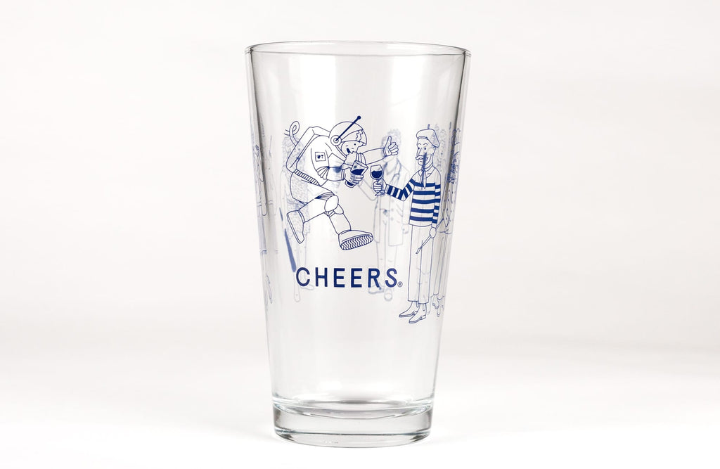Cheers® Pint Glass