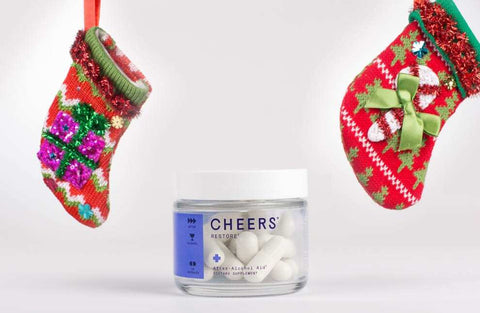 Cheers® Restore Stocking Stuffer (6 doses/18 capsules)