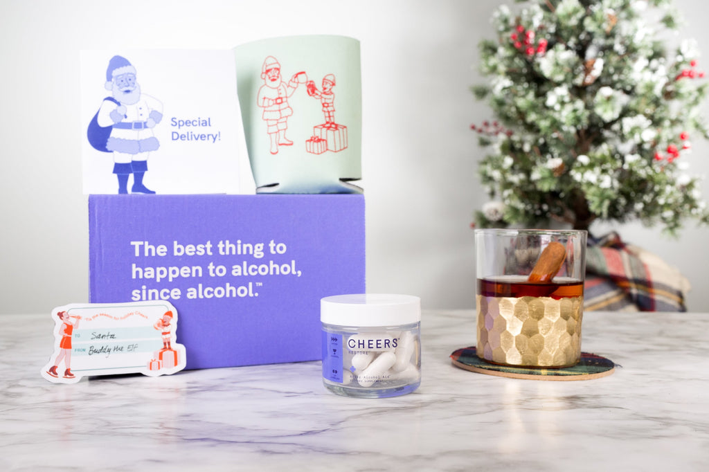 Cheers Restore (6 Dose) Holiday Bundle - Delivered by Cheers