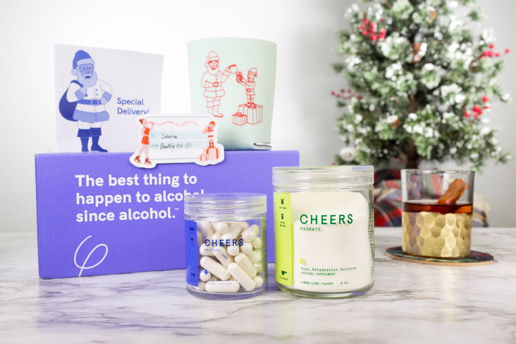 Cheers Classic Combo Holiday Bundle - Delivered by Customer