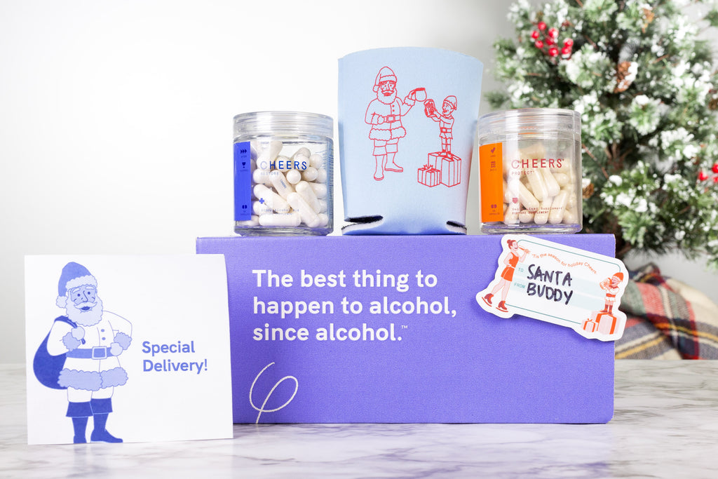 Cheers Liver Combo Holiday Bundle - Delivered by Cheers