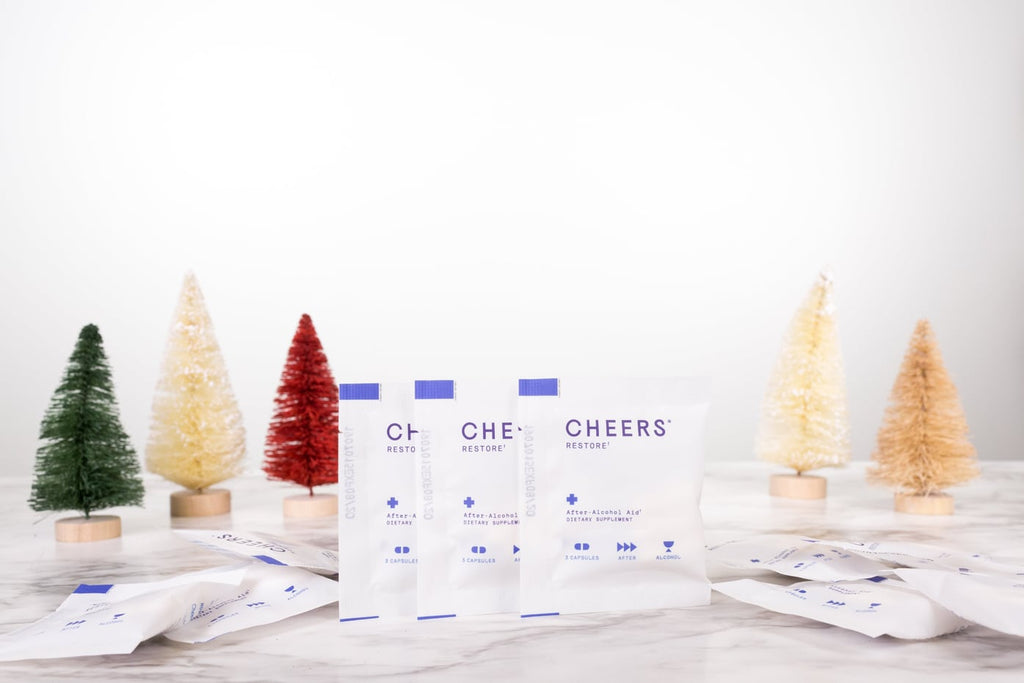 Cheers Restore Holiday Party Pack