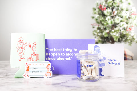 Cheers Restore (12 Dose) Holiday Bundle - Delivered by Cheers