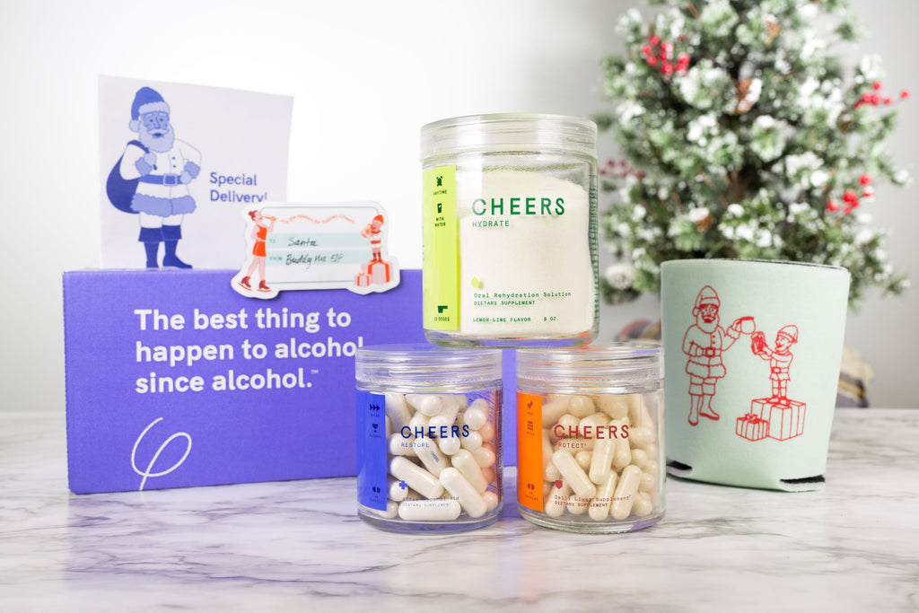 Cheers Super Combo Holiday Bundle - Delivered by Customer