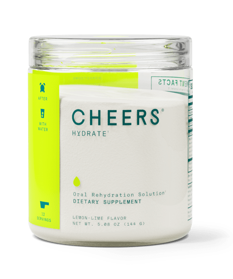 Cheers® Hydrate (12 doses)