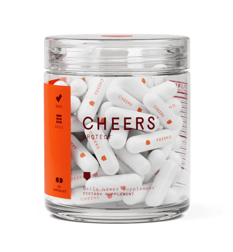 Cheers® Protect Auto-Refill (30 doses/60 capsules)