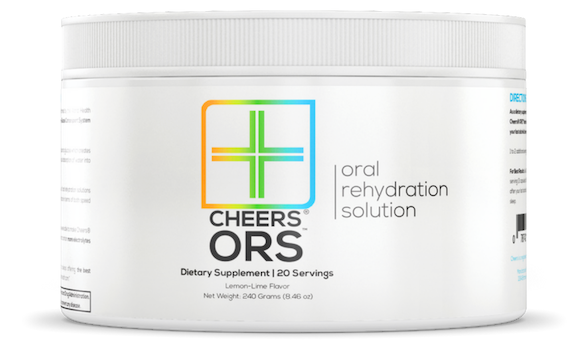 ORS™ (20 doses / makes 20 water bottles)