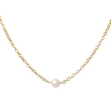 EMMY TRINH JEWELRY Orbit Pearl Necklace