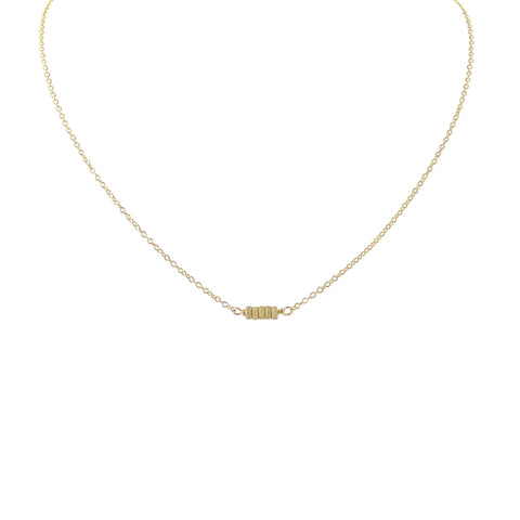 SOL CHOKER ILLUME NECKLACE