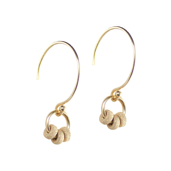 EMMY TRINH JEWELRY - SOL TRIO ILLUME EARRINGS