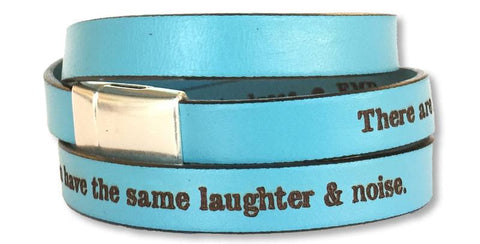 Laughter & Noise WristWraps