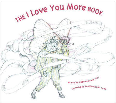 The I Love You More Book by Debby Herbenick