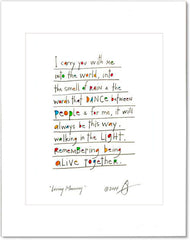 Living Memory Prints (contemporary)
