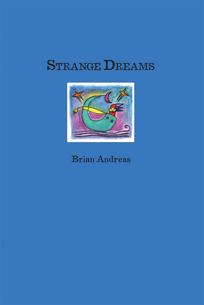 Strange Dreams Book