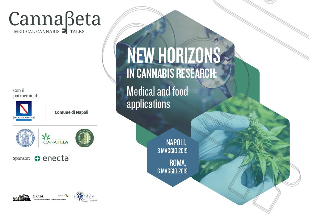 Cannabeta, the international review of meetings dedicated to medical cannabis