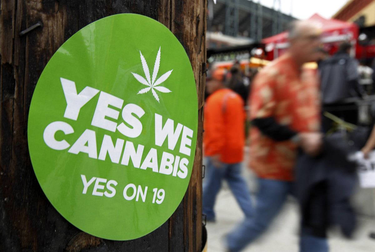 Here are the States voting on Marijuana Reform