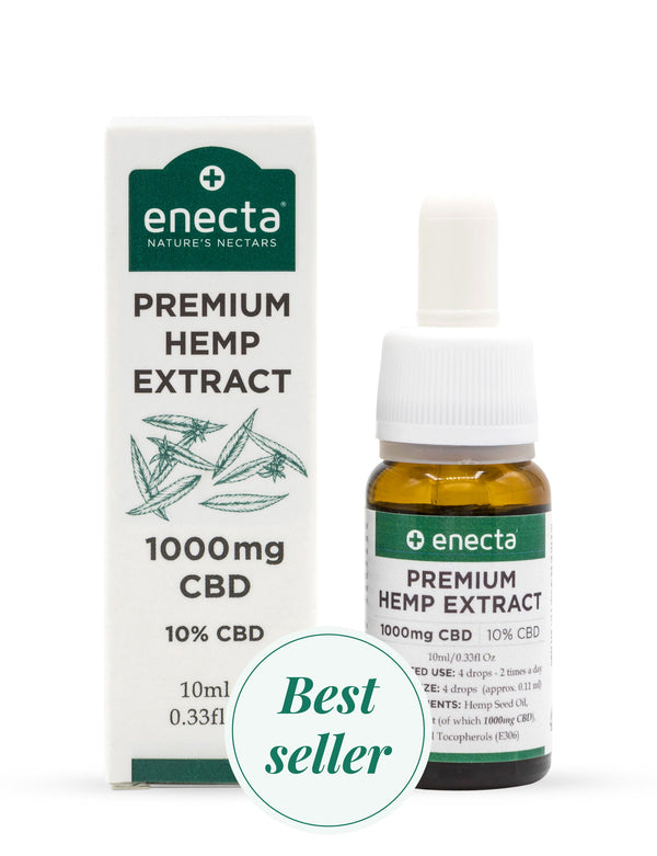 10% CBD Oil (1000mg) - 10ml