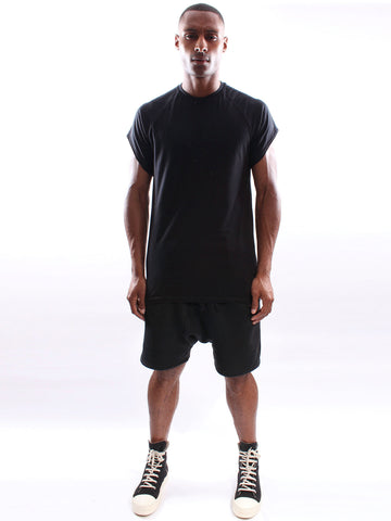 Raglan Raw T - Shirt