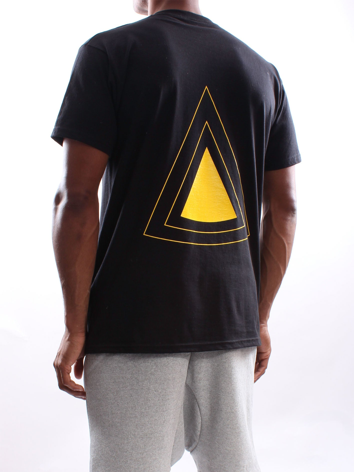 Yellow Logo T - Shirt